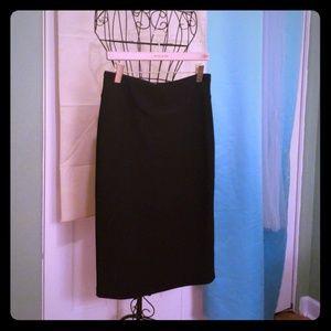 Boston proper  Travel fabric skirt